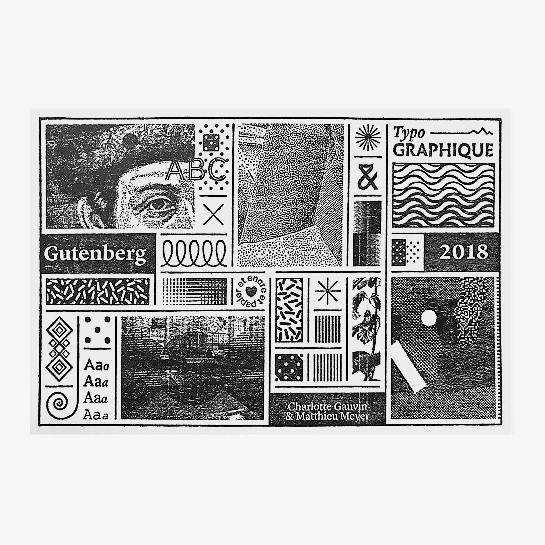 Composition Gutenberg 2018